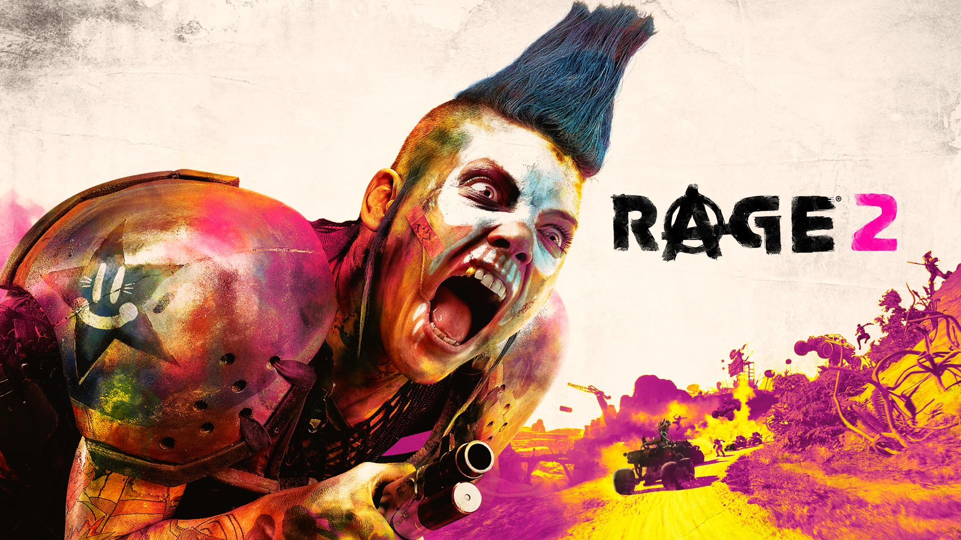 rage 2 game wallpaper 67451