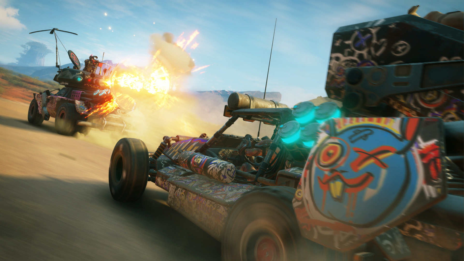 rage 2 game wallpaper 67455
