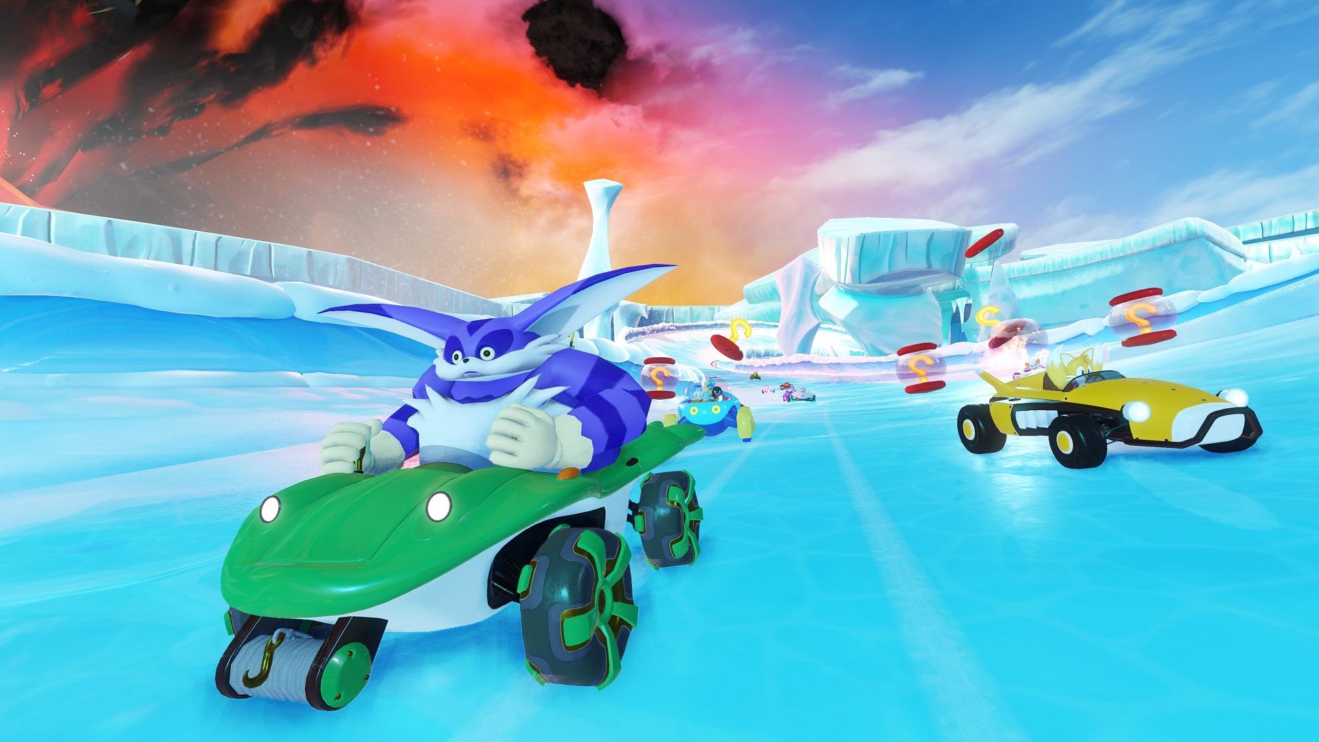 Download Team Sonic Racing Wallpaper 67440 1920x1080 px High