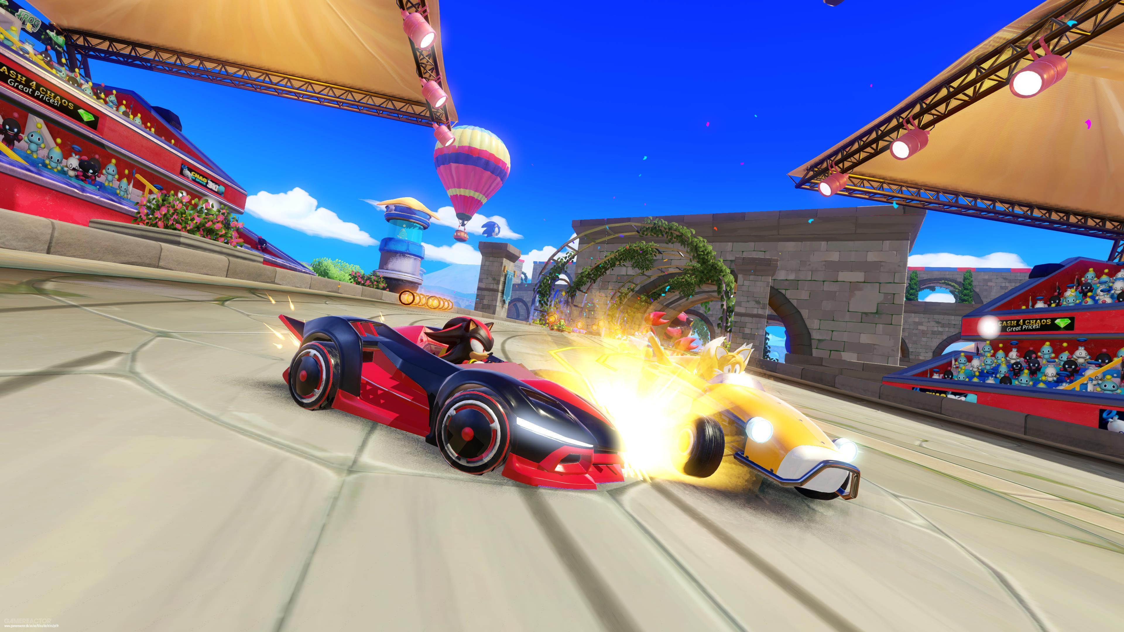 team sonic racing widescreen wallpaper 67446