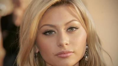 Aly Michalka Face Wallpaper 66989