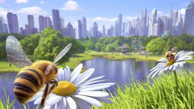 Bee Simulator Background HD Wallpaper 69485