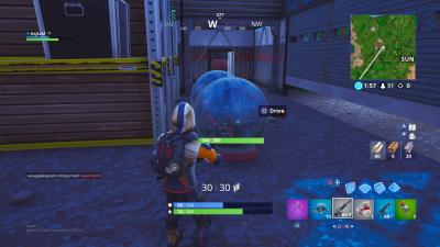 Fortnite Bubble Ball Wallpaper 67401