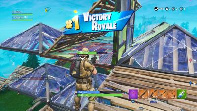 Fortnite Victory Wallpaper 67410