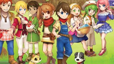 Harvest Moon Mad Dash Wallpaper 68819