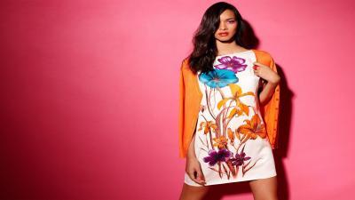 Lais Ribeiro Dress Wallpaper 66556