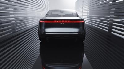 Nissan IMs Concept Rear View Wallpaper 66747