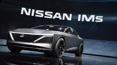 Nissan IMs Concept Wallpaper 66749