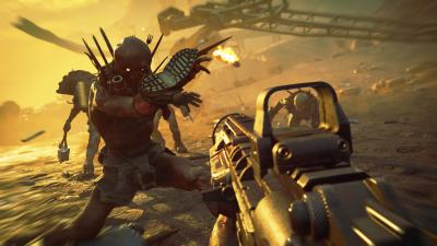 Rage 2 HD Wallpaper 67457