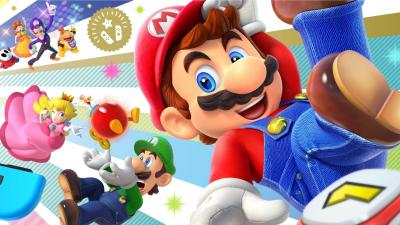 Super Mario Party Game Wallpaper 66862