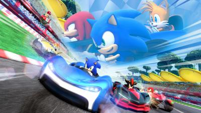 Team Sonic Racing Game Background Wallpaper 67441