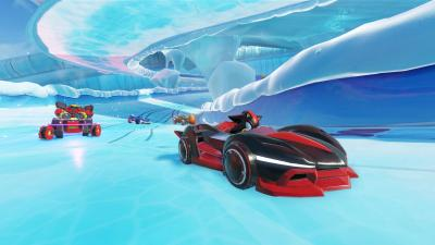 Team Sonic Racing Widescreen HD Wallpaper 67434