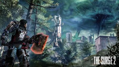 The Surge 2 HD Wallpaper 68837