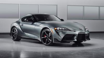 Toyota GR Supra Car HD Wallpaper 66762