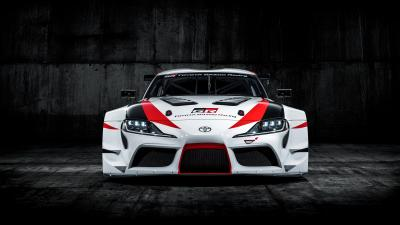 Toyota GR Supra Front View HD Wallpaper 66757