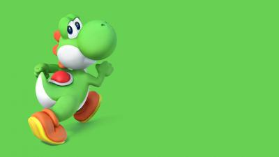 Yoshi Desktop HD Wallpaper 66860
