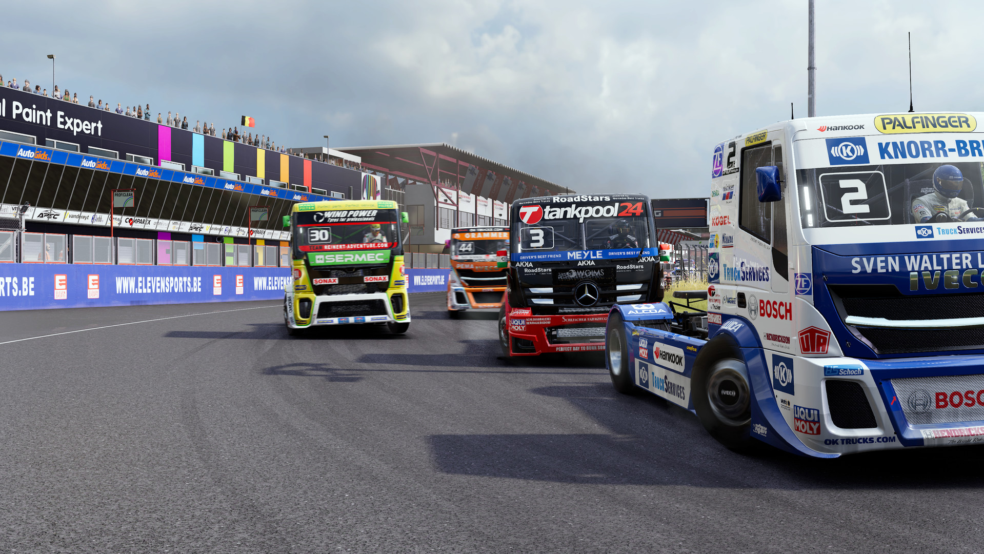 fia truck racing championship game wallpaper 68388
