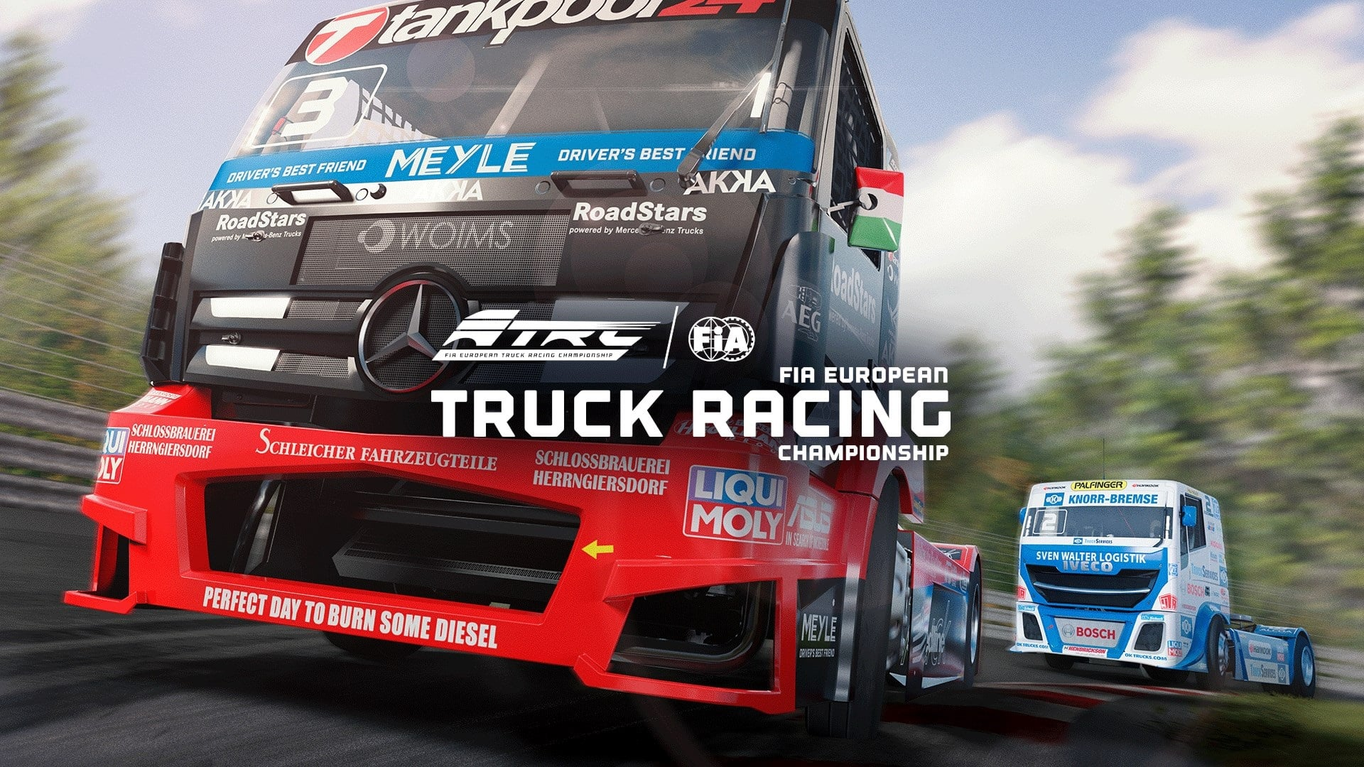 fia truck racing championship hd wallpaper 68387