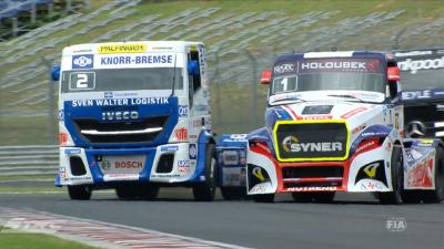 FIA Truck Racing Championship Wallpaper 68386