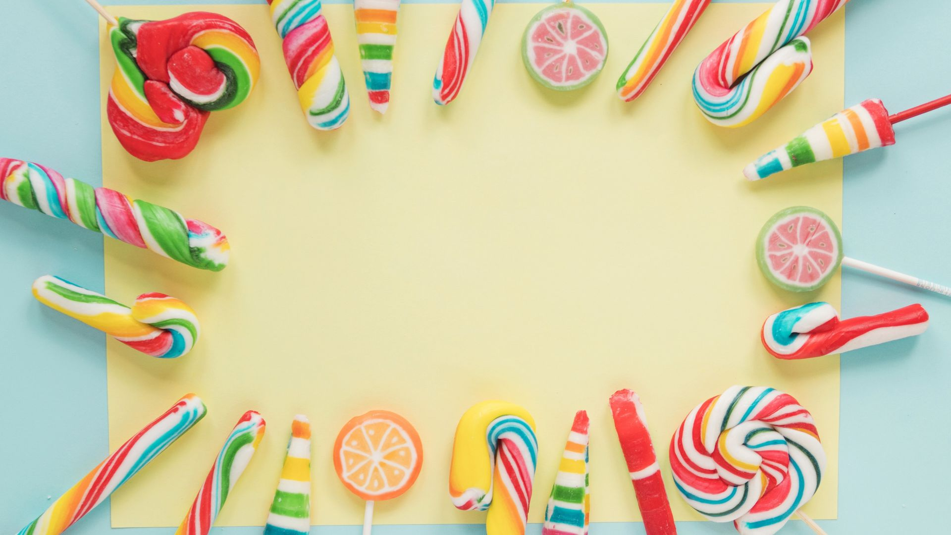 candy lollipop wallpaper 67432