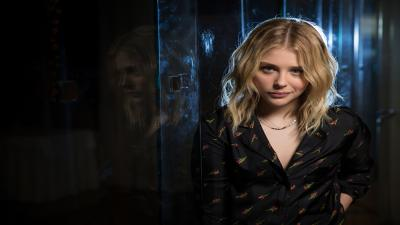 Chloe Grace Moretz Actress HD Wallpaper 66659