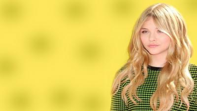Chloe Grace Moretz Desktop Wallpaper 66656