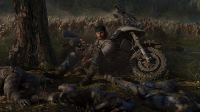 Days Gone Zombie Game Wallpaper 67685