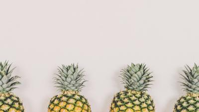 Pineapple HD Computer Wallpaper 68015