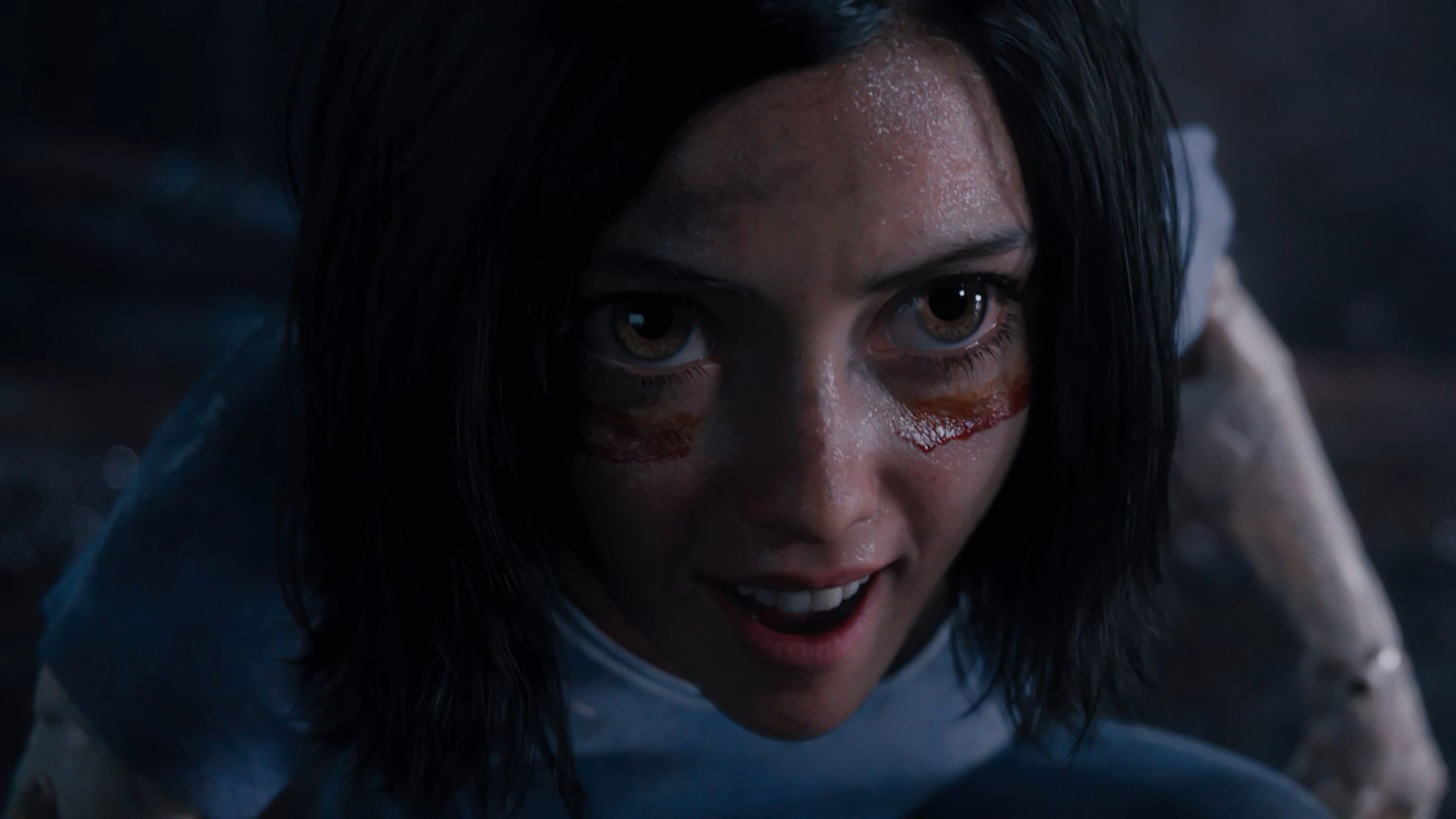 alita battle angel movie background wallpaper 67045