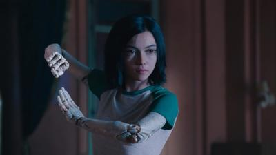 Alita Battle Angel Widescreen Wallpaper 67044