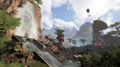 Apex Legends Map Background Wallpaper 67043