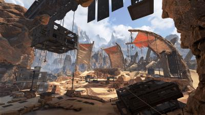 Apex Legends Map Wallpaper 67042