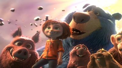 Wonder Park Computer Wallpaper 67051