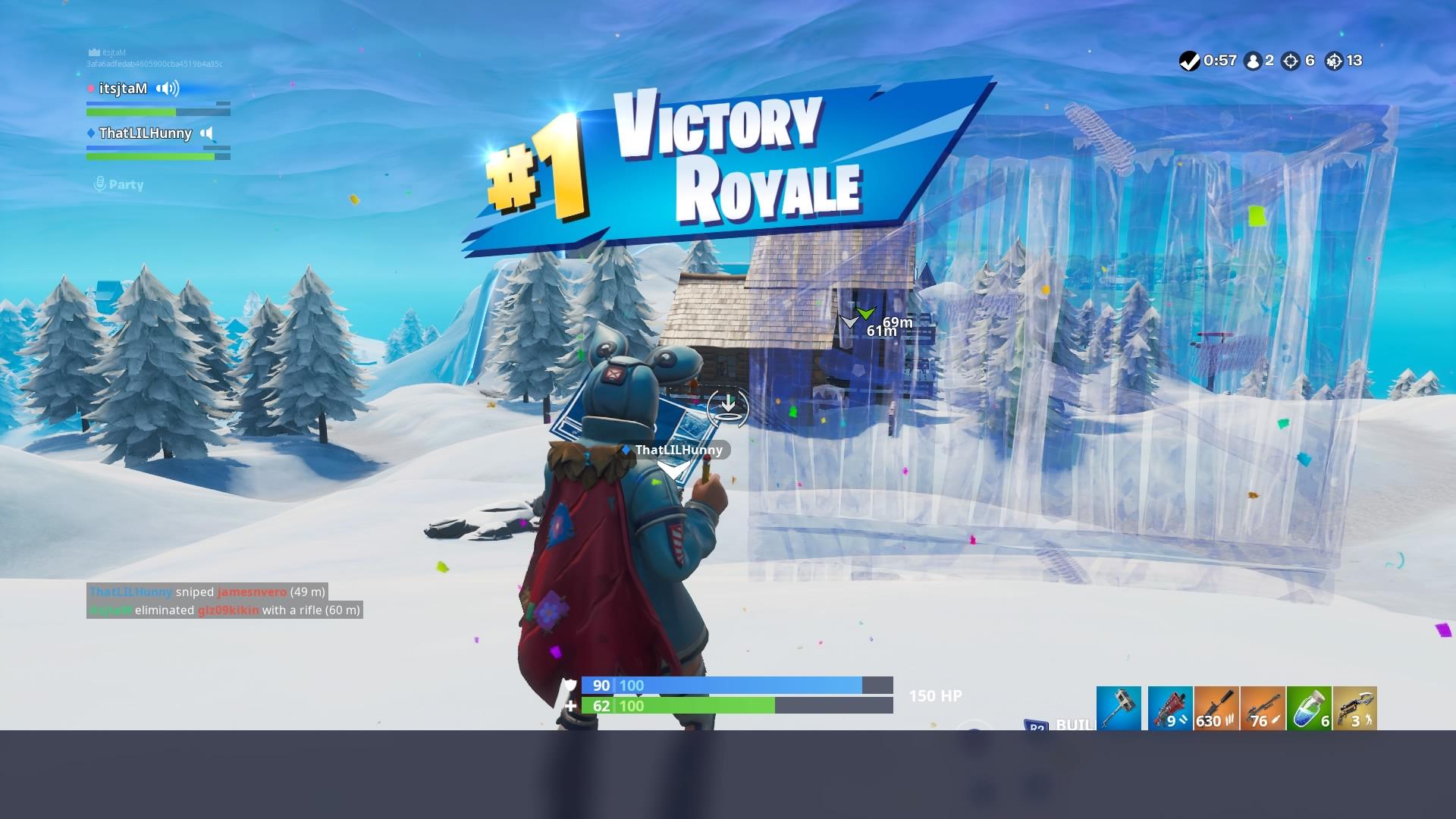 fortnite victory 69091