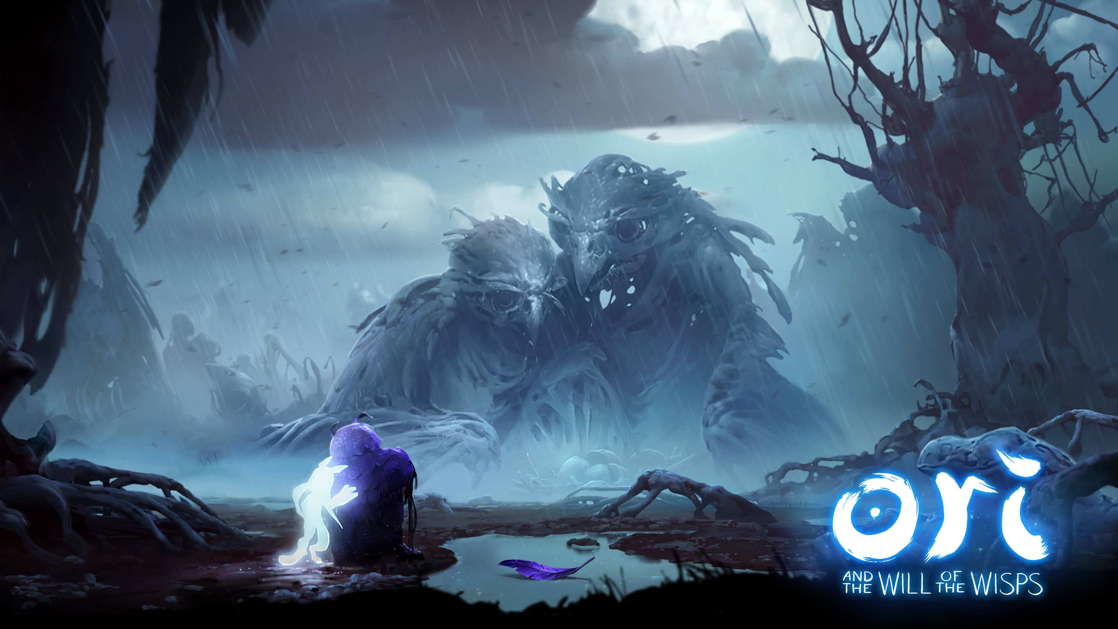 ori and the will of the wisps background wallpaper 67645