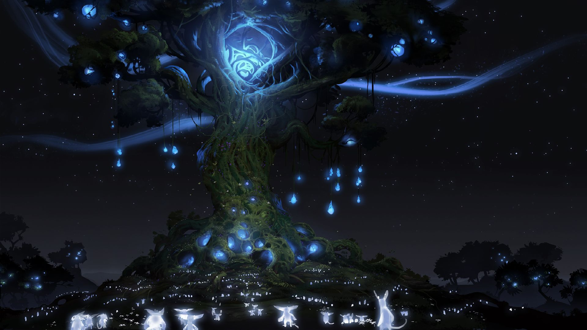 ori and the will of the wisps desktop wallpaper 67647