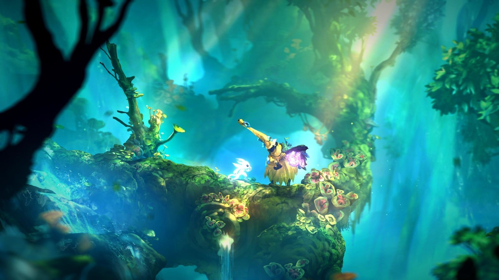 ori and the will of the wisps video game wallpaper 67651