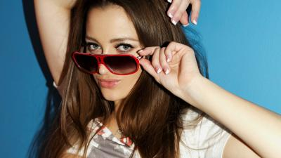 Dani Daniels Glasses HD Wallpaper 68322