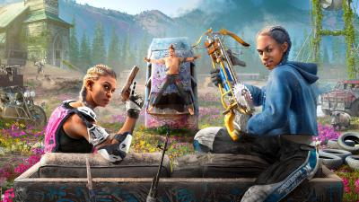 Far Cry New Dawn Background HD Wallpaper 67074