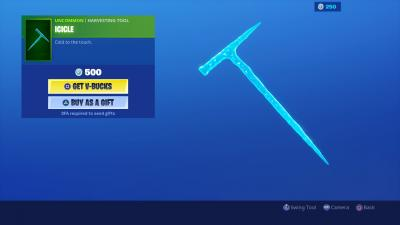 Fortnite Icicle Wallpaper 69095