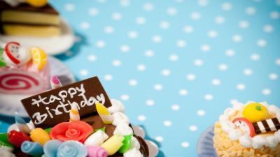 Happy Birthday Cake HD Wallpaper 68332