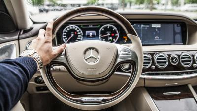 Mercedes Car Interior HD Wallpaper 68597