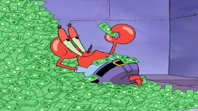 Mr Krabs Wallpaper 66737
