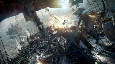 Video Game Skull and Bones Wallpaper 67658