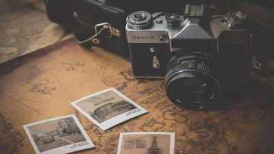 Vintage Camera Background HD Wallpaper 68377