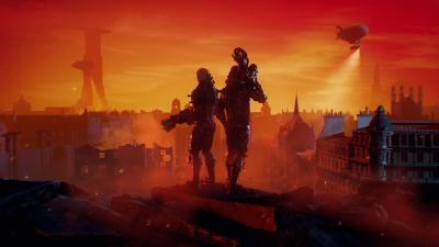 Wolfenstein Youngblood Desktop Wallpaper 67662