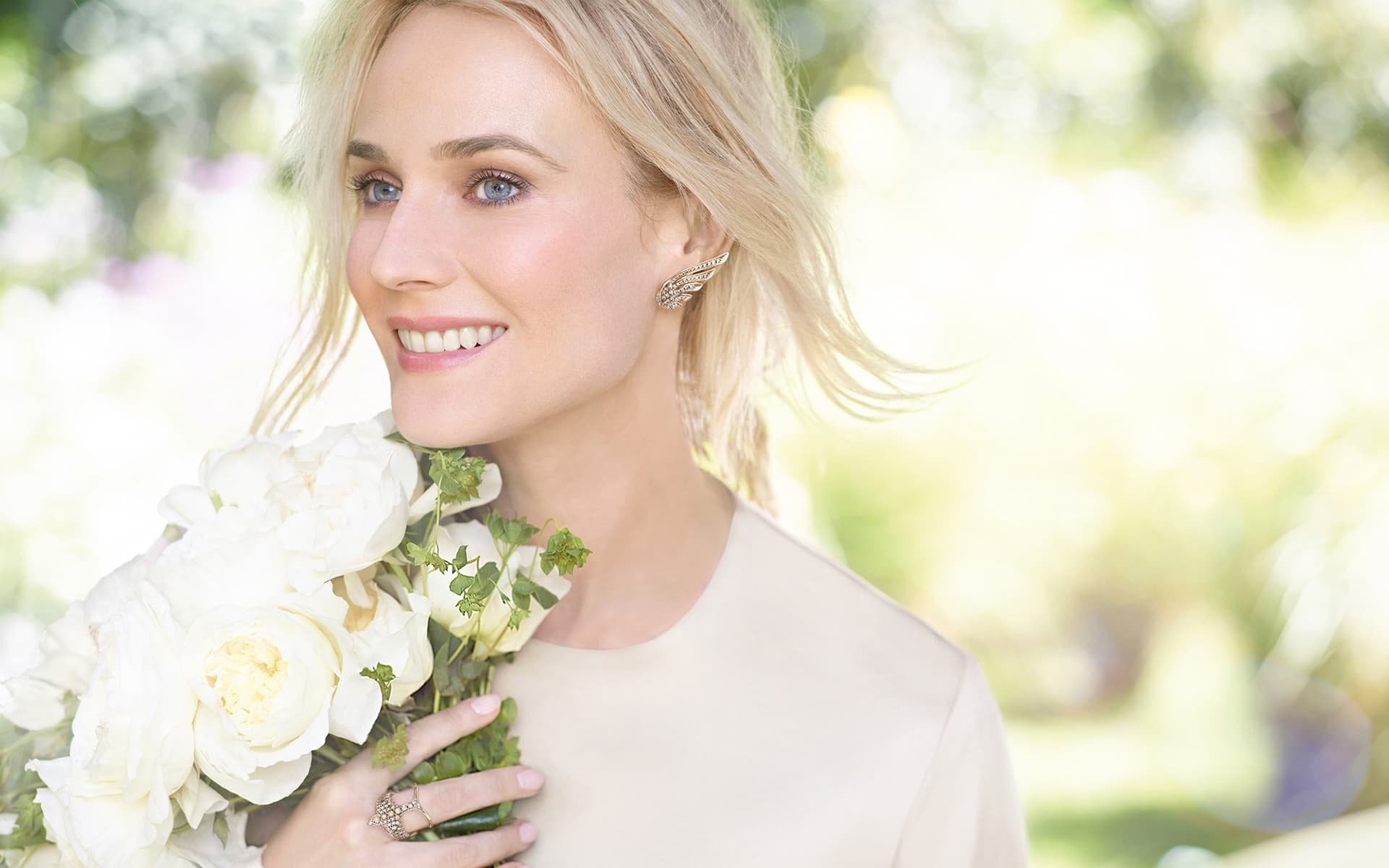 beautiful diane kruger eyes wallpaper 66845