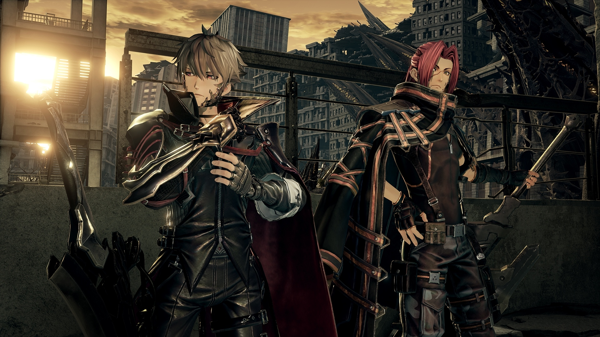 code vein wallpaper 68780