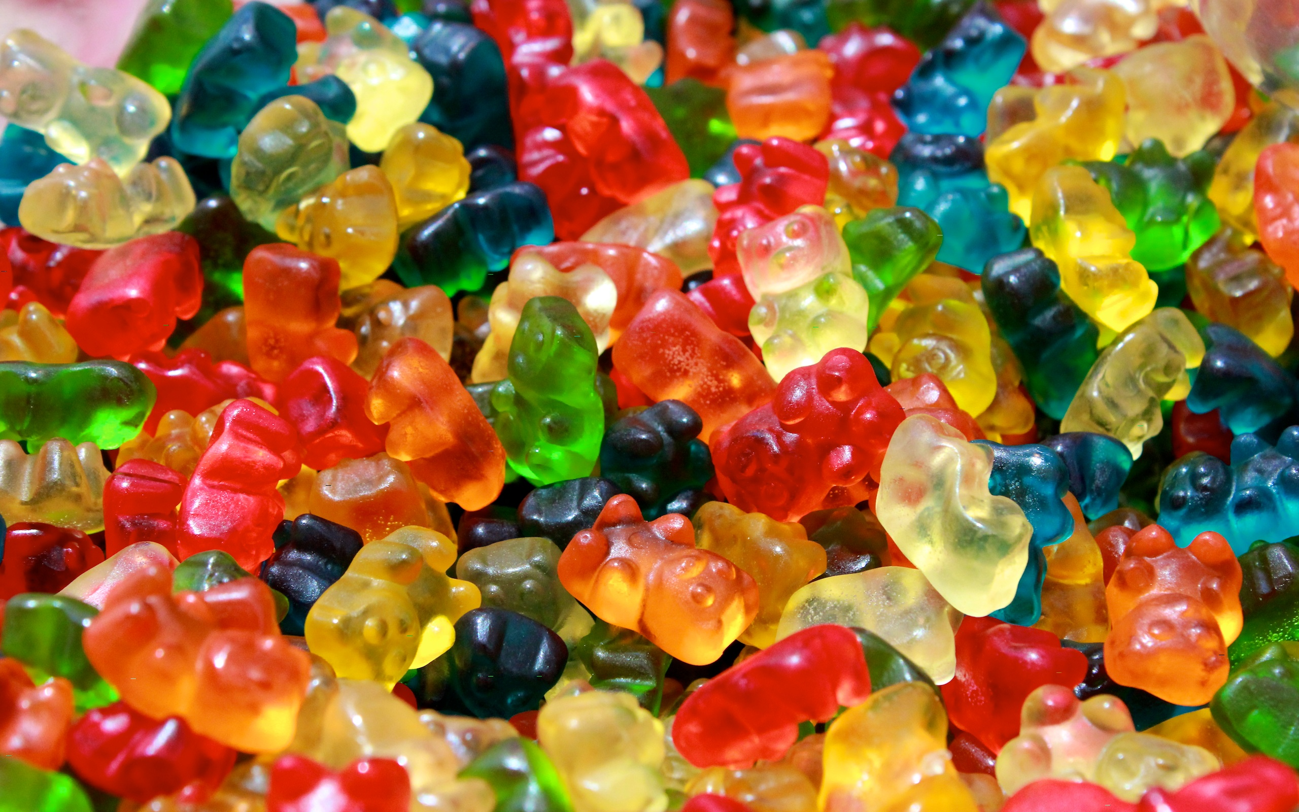 colorful gummy bears hd wallpaper 68619