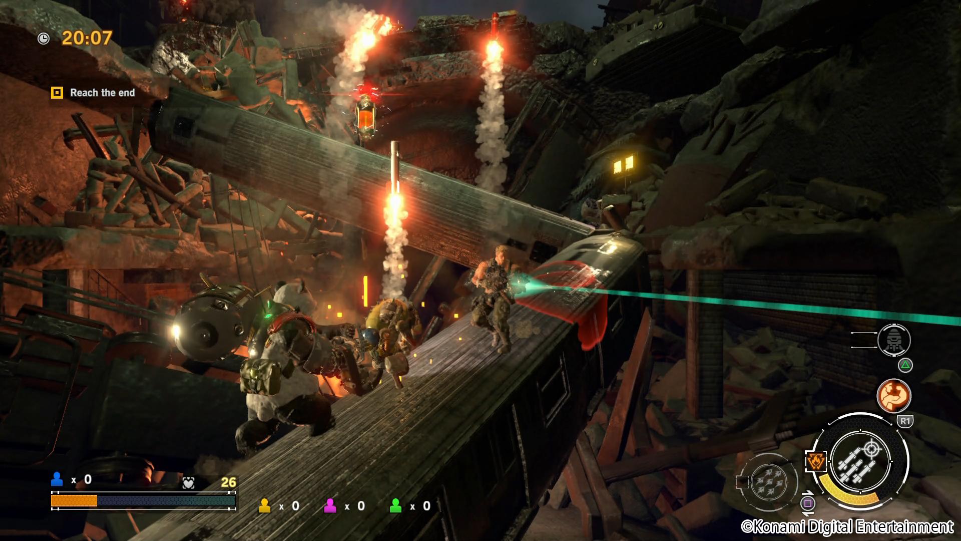 contra rogue corps screenshot wallpaper 69753